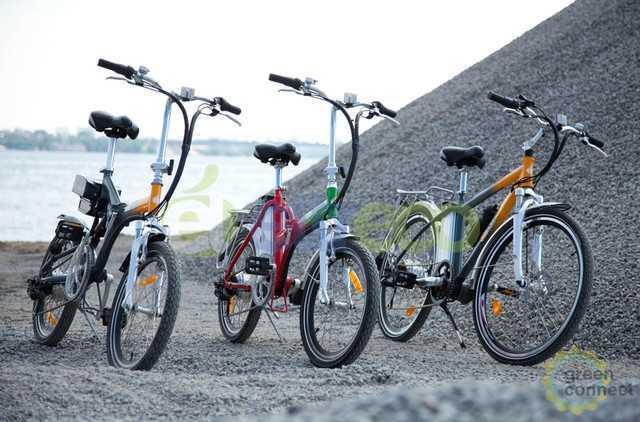 Электровелосипед Eltreco Jazz