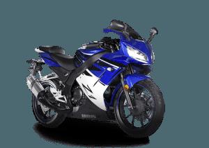 Irbis Z1 sportbike