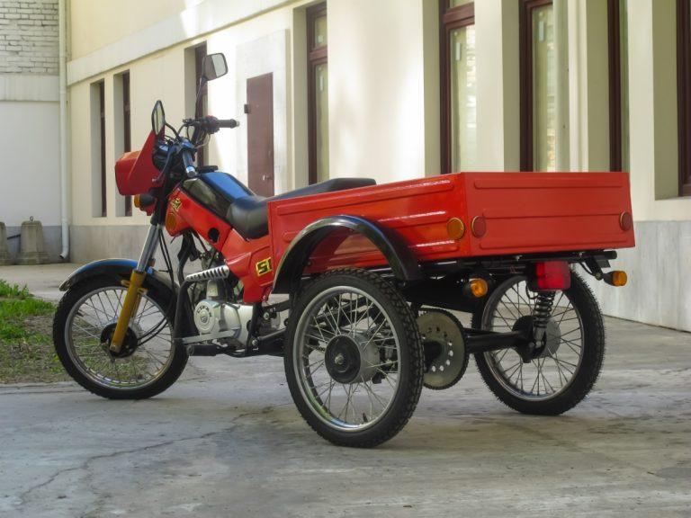 зид трицикл 5002 03