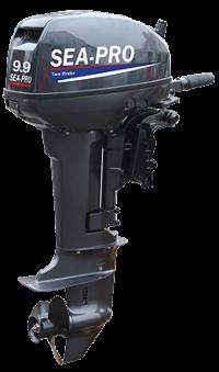 Двухтактный лодочный мотор ОТН 9.9S