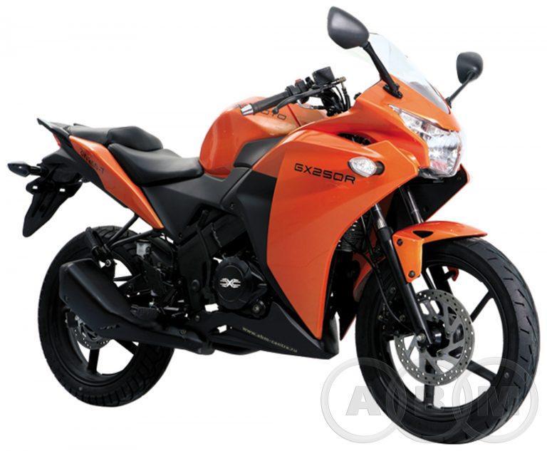 Мотоцикл ABM GX 250 R
