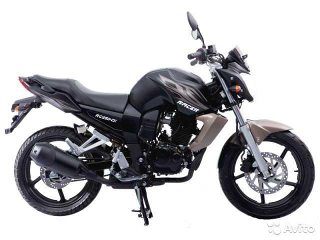 Мотоцикл Racer RC250CK Nitro (Россия)2