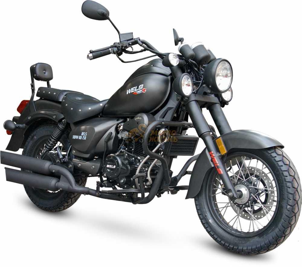 Мотоциклы чоппер