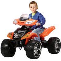 Детские квадроциклы от 3-х до 5-ти лет