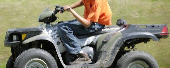 Подростковые квалроциклы