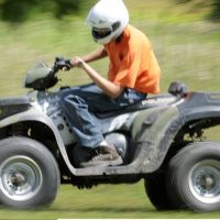 Детские квадроциклы для детей от 14 лет