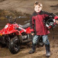 Детские квадроциклы для детей от 8 лет