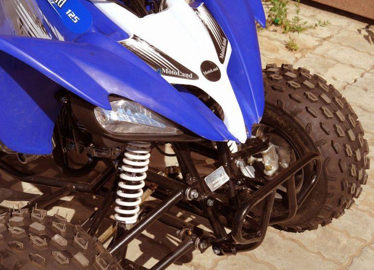 ATV 125S 05