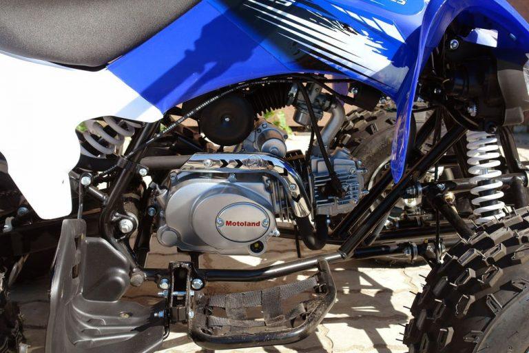 ATV 125S 06