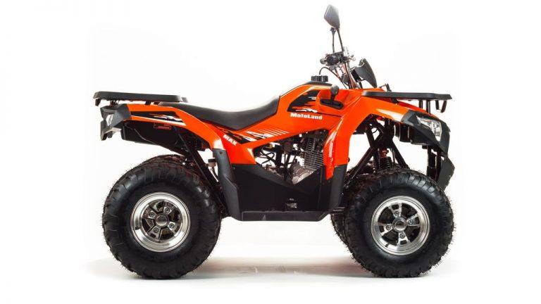 ATV 200 MAX 06