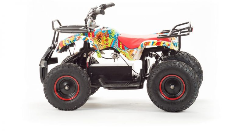 ATV E005 1000 Вт 03