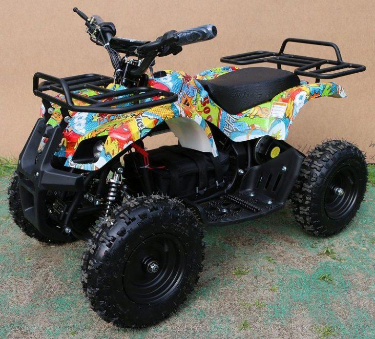 ATV Х-16 800W 02