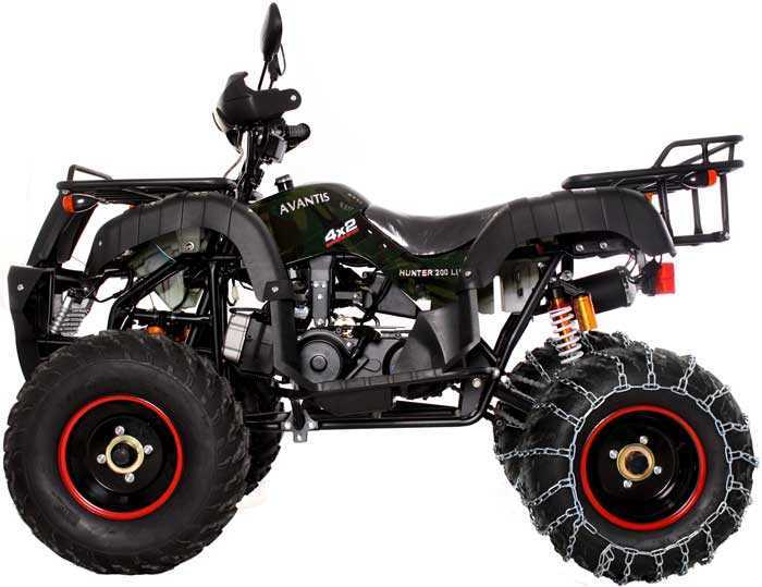 Hunter-200 Lux 08