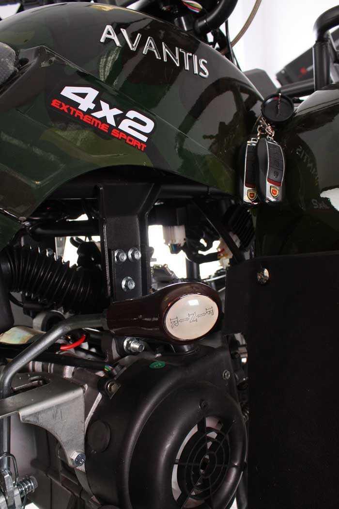 Hunter-200 Lux 10