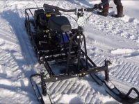 Лидер сигма 2 с лыжным модулем 3