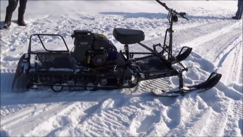 Лидер сигма 2 с лыжным модулем 7