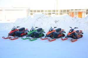 Новый снегоход Tungus 400 500l 600l 1