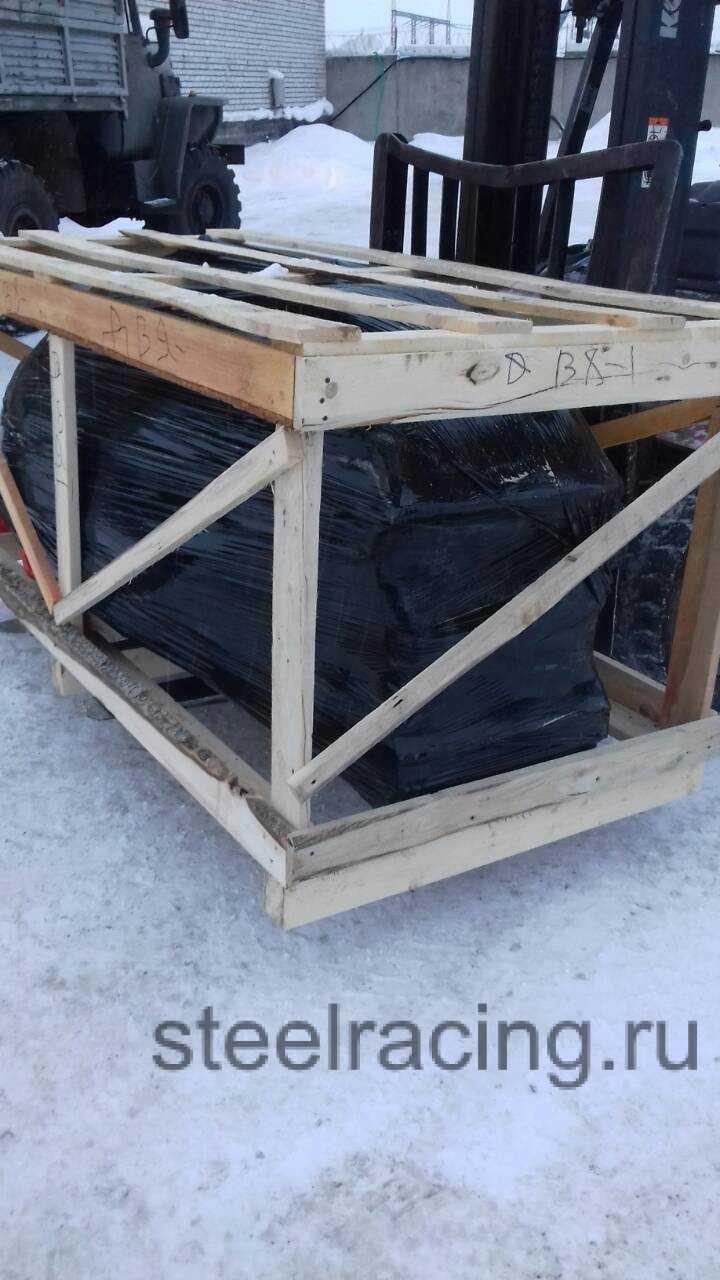 Ирбис Тунгус 600 в коробке на транспортной компании 3