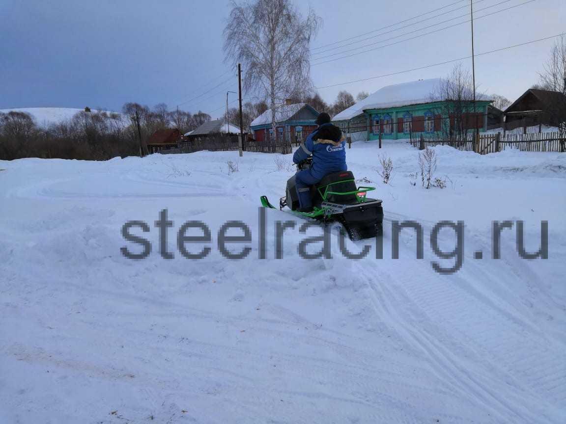 Снегоход Ирбис Тунгус 600 с доставкой в Саратов 1