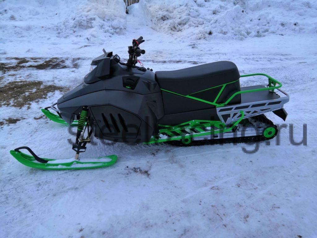 Снегоход Ирбис Тунгус 600 с доставкой в Саратов 2