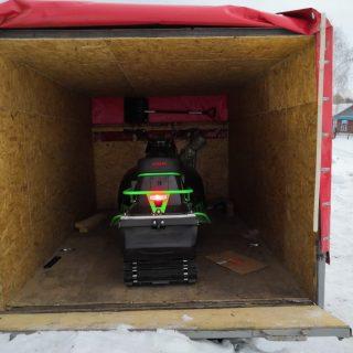 Снегоход Ирбис Тунгус 600 с доставкой в Саратов
