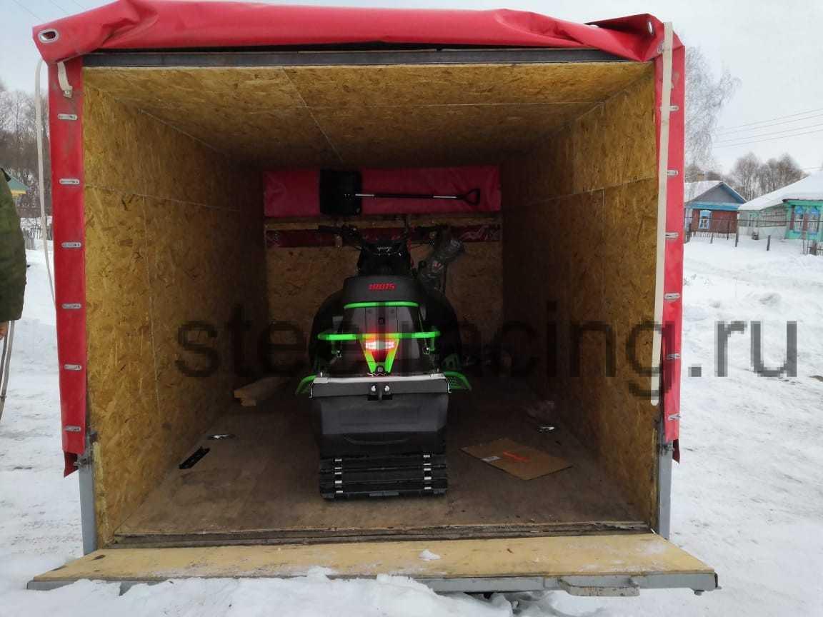 Снегоход Ирбис Тунгус 600 с доставкой в Саратов 3