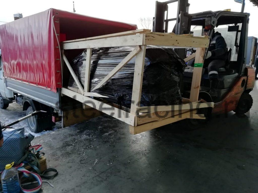 Снегоход Ирбис Тунгус 600 с доставкой в Саратов 5