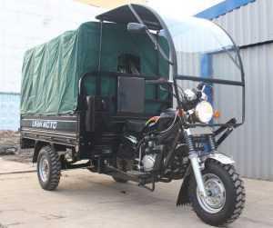 Кабина для трицикла Лифан Аякс 4