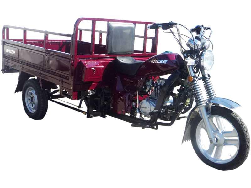 Мотороллер Рейсер Муравей 200 грузовой