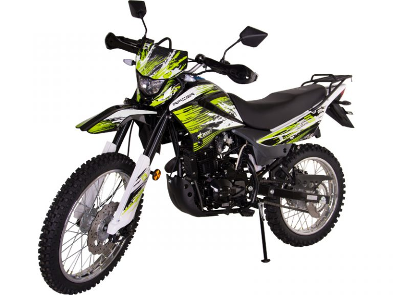 Мотоцикл Racer Panther RC300-GY8X 04