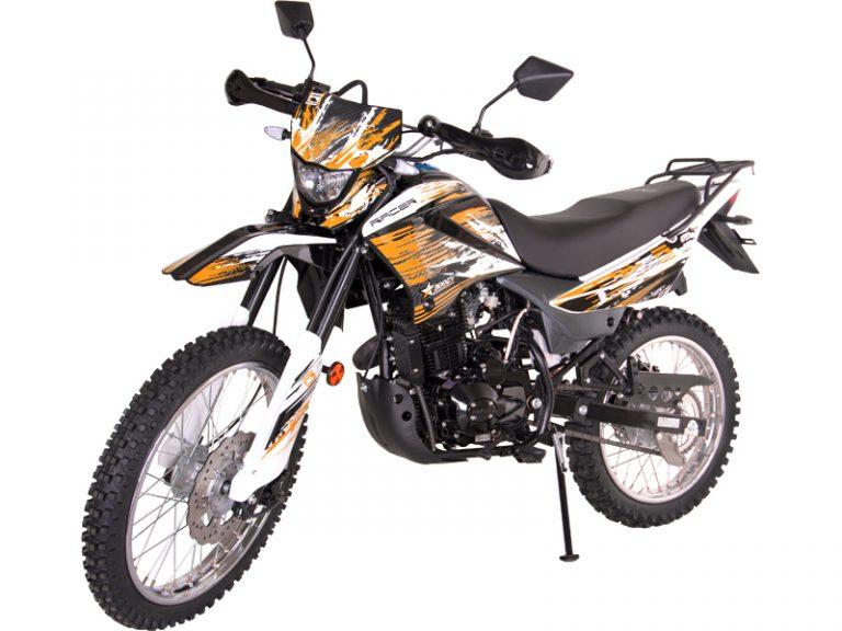 Мотоцикл Racer Panther RC300-GY8X 06