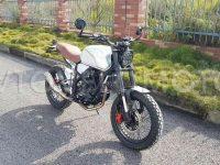 Мотоцикл Минск SСR 250 011