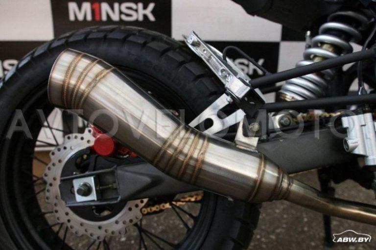 Мотоцикл Минск SСR 250 07