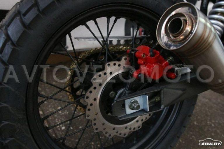 Мотоцикл Минск SСR 250 08