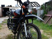 Мотоцикл PEGAS 200 02