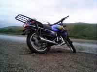 Мотоцикл PEGAS 200 03