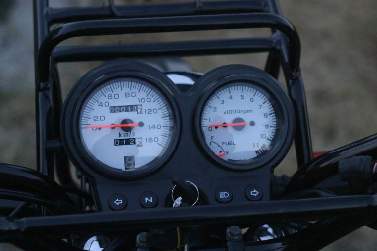 Мотоцикл PEGAS 200 04