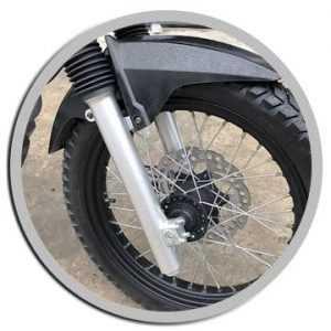 Передняя вилка мотоцикла Минск 400