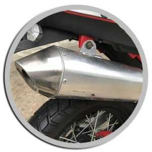 Сборка мотоцикла Минск 400