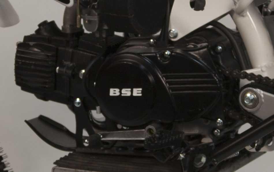 питбайки BSE EVO 110 02