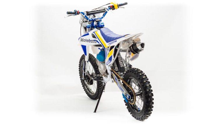 Мотоцикл Кросс 125 XT125-17 14 03