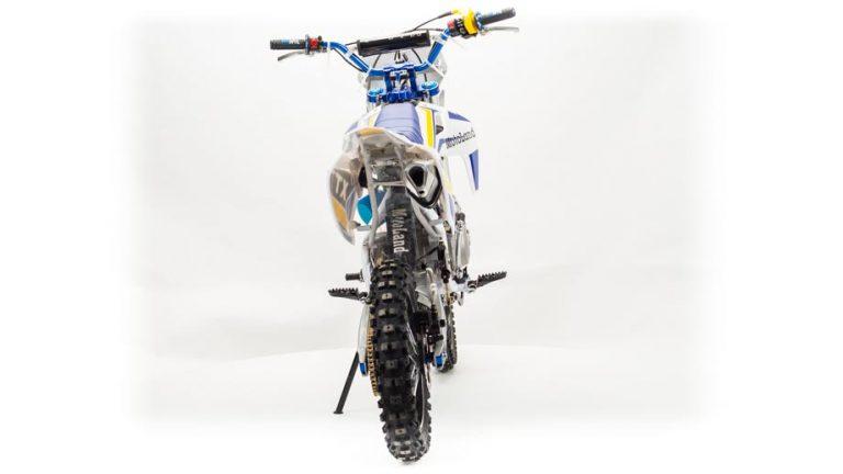 Мотоцикл Кросс 125 XT125-17 14 04