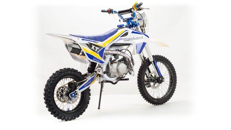 Мотоцикл Кросс 125 XT125-17 14 05