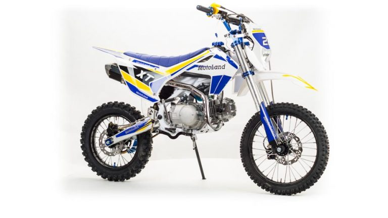 Мотоцикл Кросс 125 XT125-17 14 07