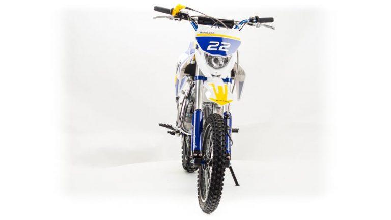 Мотоцикл Кросс 125 XT125-17 14 08