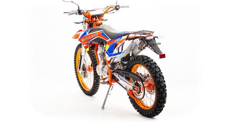 Мотоцикл Кросс 250 WRX250 KT с ПТС 02