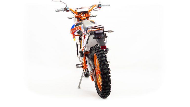 Мотоцикл Кросс 250 WRX250 KT с ПТС 03