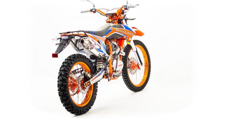 Мотоцикл Кросс 250 WRX250 KT с ПТС 04