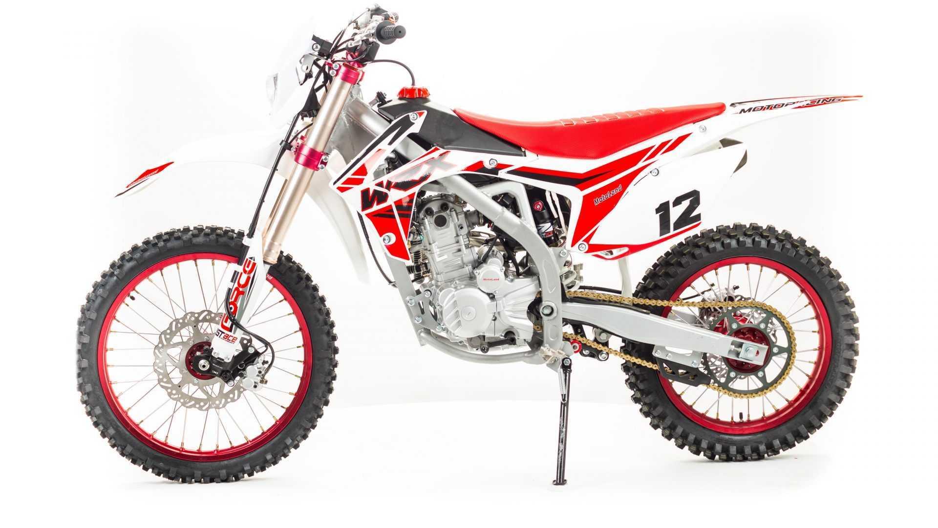 Мотоцикл Кросс 250 WRX250 LITE WFA 01