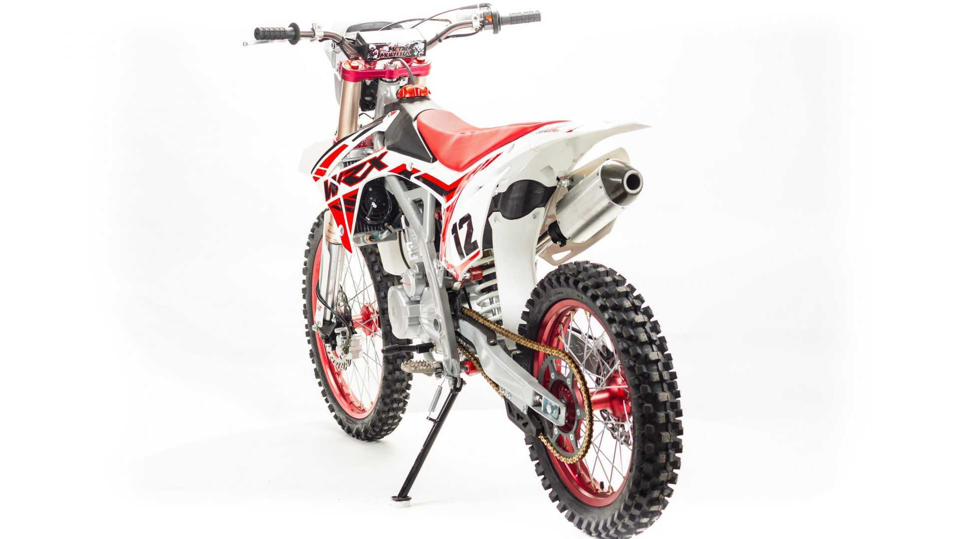Мотоцикл Кросс 250 WRX250 LITE WFA 02